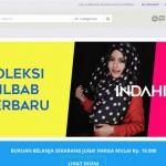 Pembuatan Toko Online Indahijab